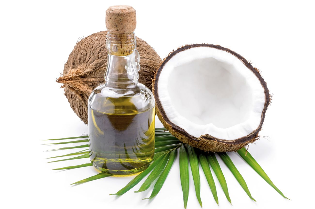 imagen de aceite de coco para aromaterapia