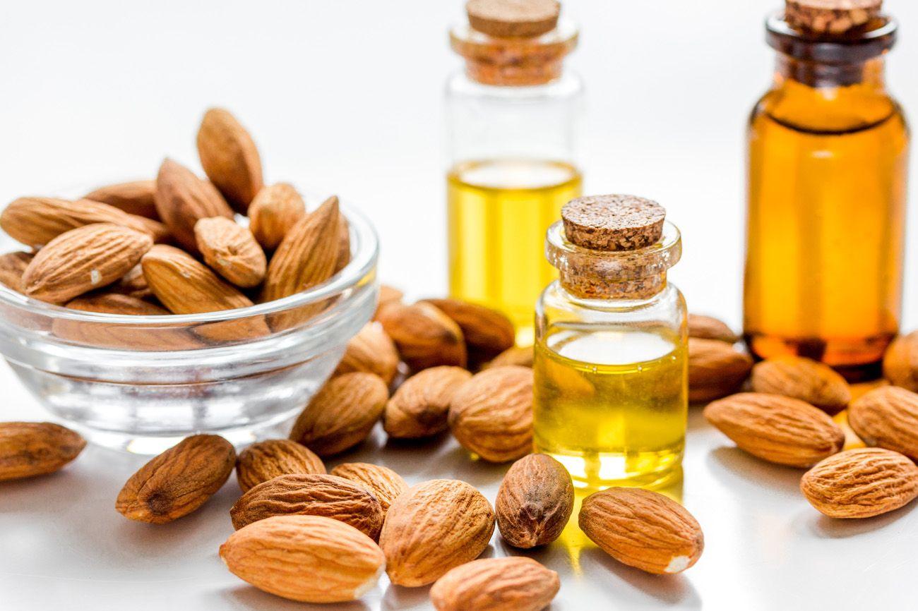aceite de almendras para aromaterapia