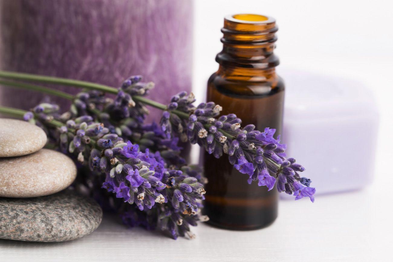 aceite de lavanda para aromaterapia