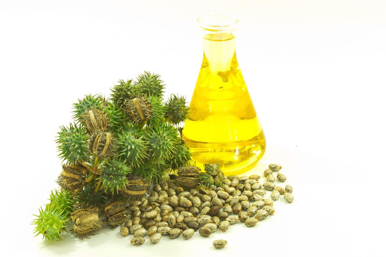 imagen de aceite de ricino para aromaterapia