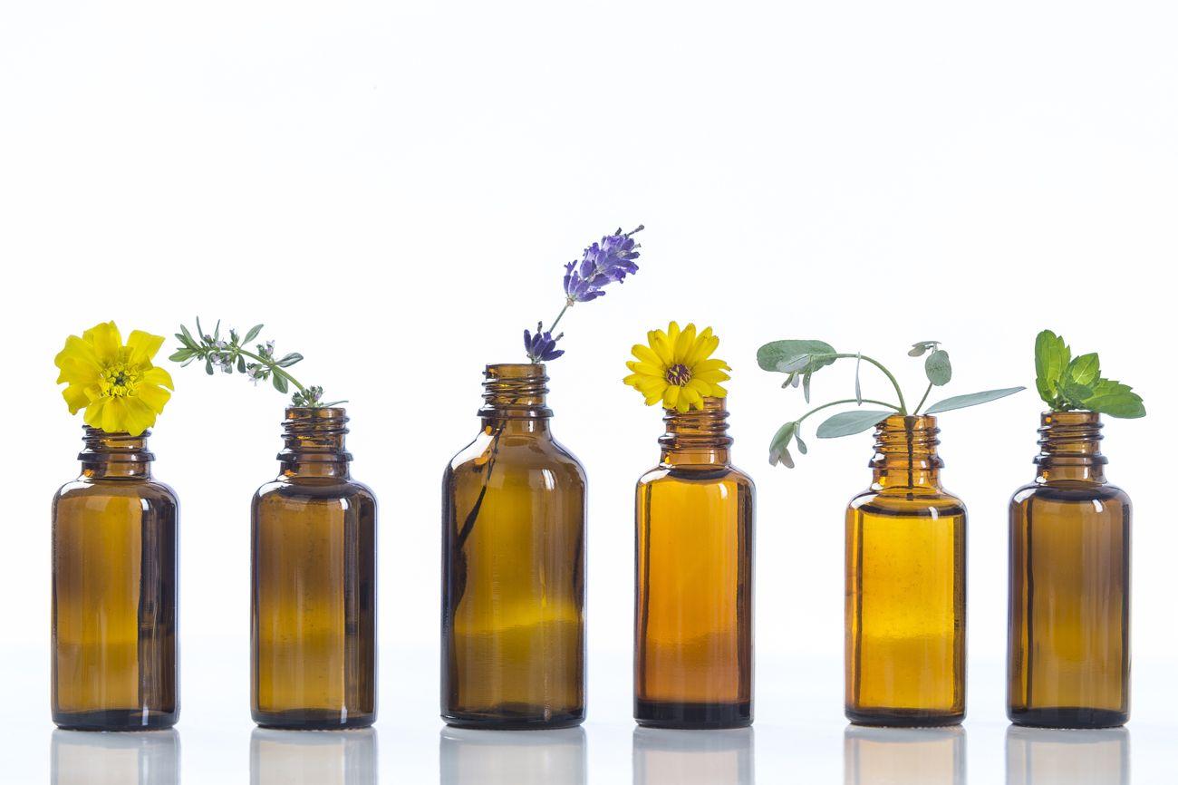 imagen de aceites para aromaterapia