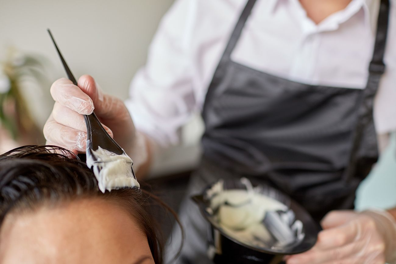 tinte peluquería ecológica Valderrós